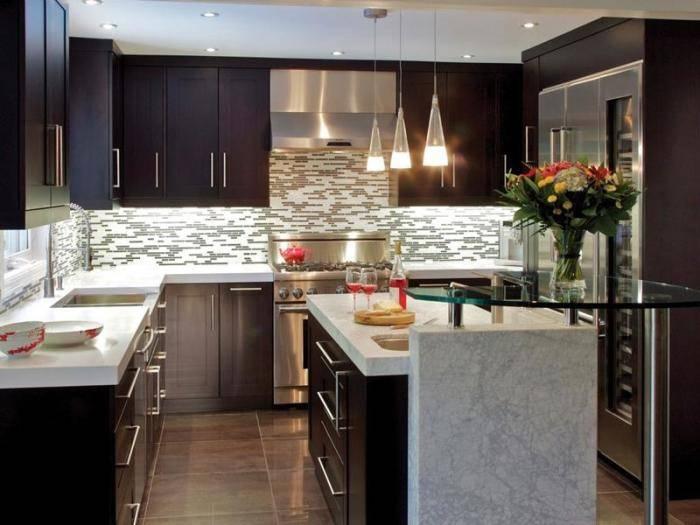 20 лучших идей дизайна современной кухни: Оригинальные решения, проверенные временем
