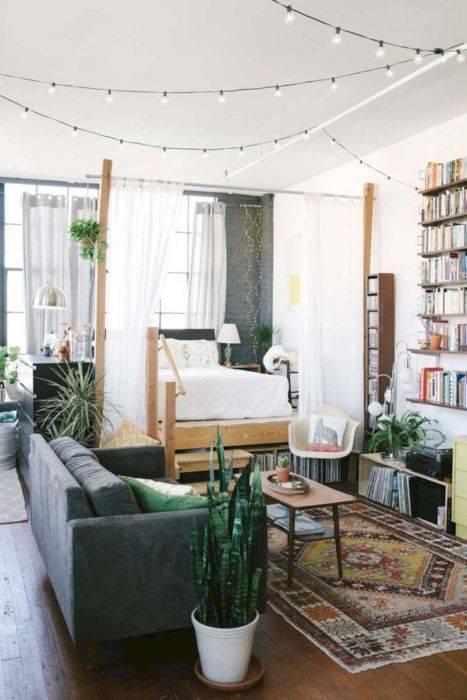 20 идей для интерьера маленькой гостиной, которые ещё не успели надоесть