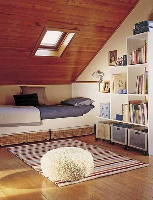20 самых практичных моделей двухъярусных (и не только) кроватей, которые сэкономят немало места в комнате