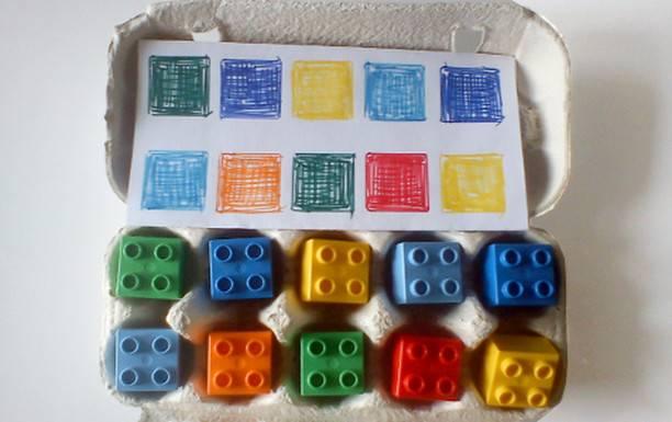 Простые поделки из коробочек от яиц: чем занять детей в плохую погоду