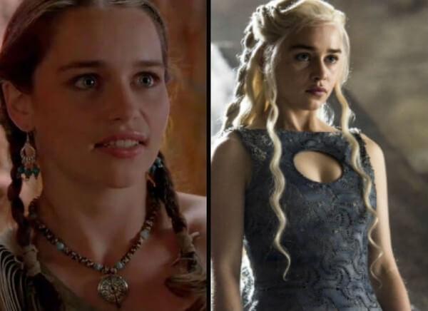 Актеры сериала «Игра престолов» до славы. Неожиданные метаморфозы