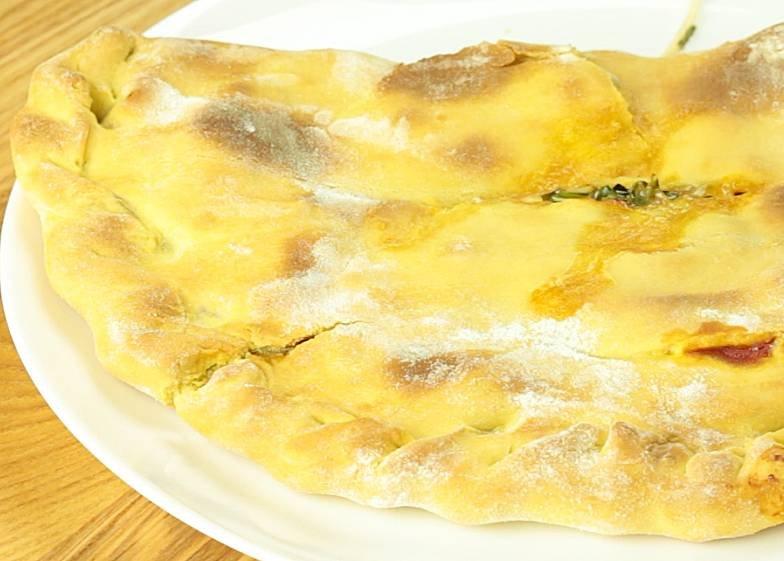 """Вкуснейшая пицца """"Кальцоне"""". Классика итальянской кухни!"""