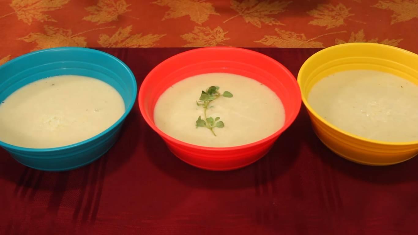Суп из 44 зубчиков чеснока. Неожиданный, но очень вкусный рецепт!