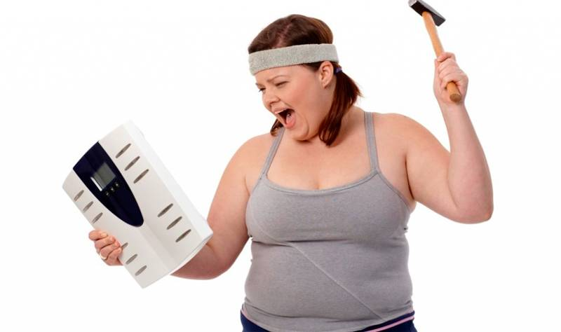 6 причин, почему вам не помогают диеты и упражнения