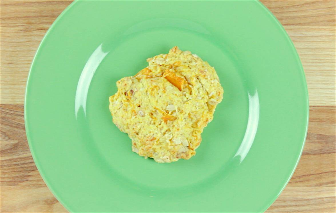 Рецепт тыквенно-овсяного печенья. Десерт, который тает во рту!