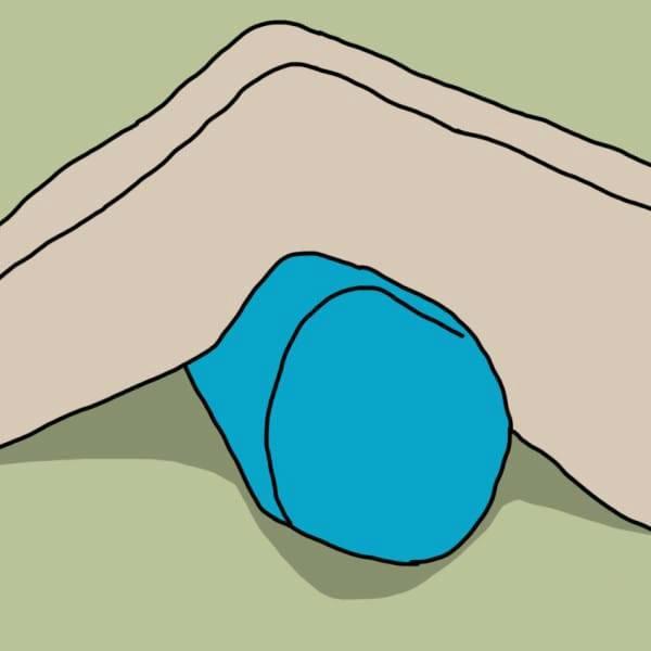 8 советов для сна, которые помогут предотвратить появление морщин на груди