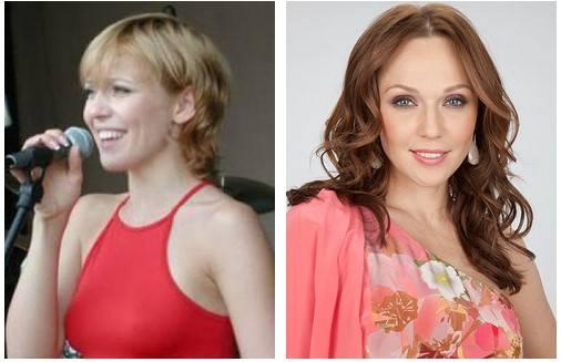 Изменения налицо: фото отечественных знаменитостей до и после славы