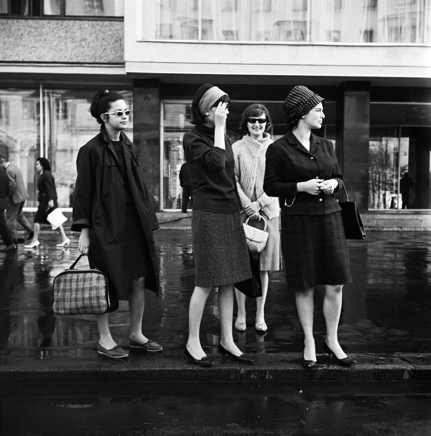 Советские женщины, какими их не публиковали в прессе