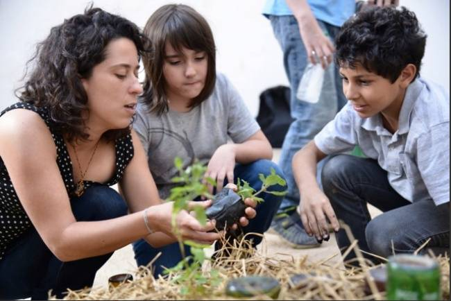 ВБразилии есть школа, где нет уроков иучителей, нокаждый выпускник счастлив, умен италантлив