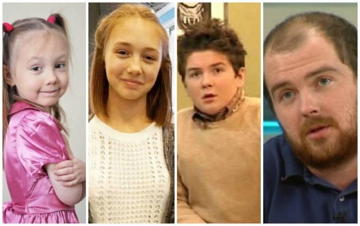 Уже не детки: Как изменились юные актёры популярных сериалов