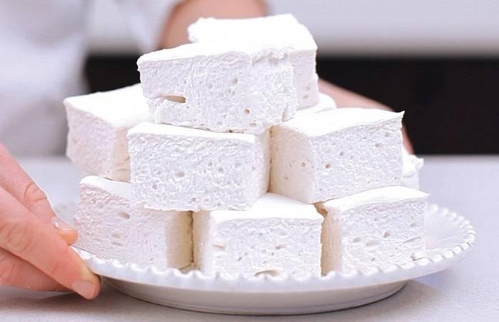 Нежнее нежного: Аппетитный низкокалорийный творожный зефир, который легко сделать в домашних условиях