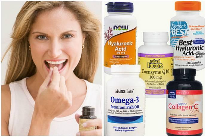 Не колем, а едим: коллаген, гиалуроновая кислота и другие «таблетки красоты»