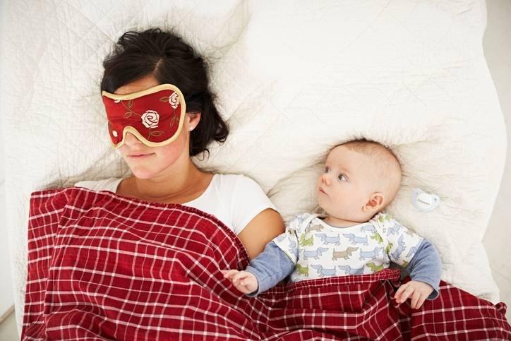 Как получить максимум пользы от дневного сна - совет молодым мамам