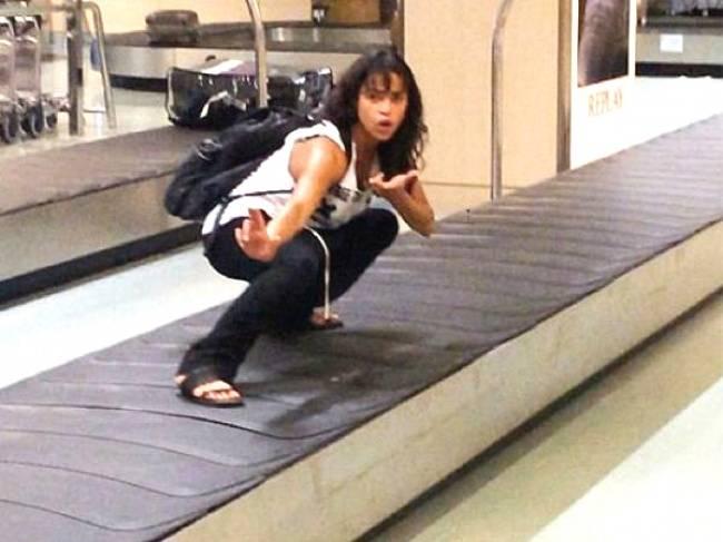 26особенных ситуаций, которые могли произойти только ваэропорту