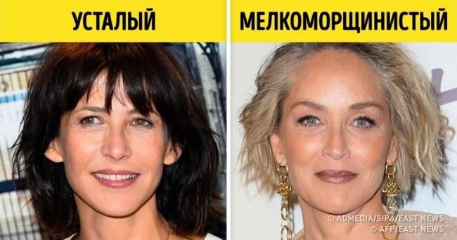 Существует 4типа старения кожи, имывыяснили, как сними бороться