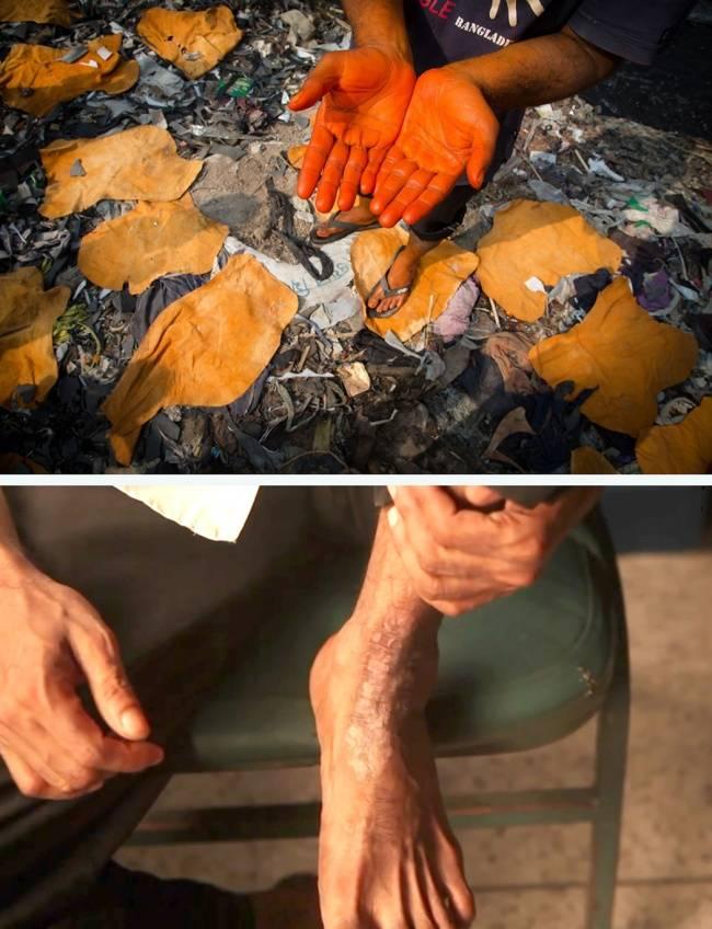 Кто икак делает кожу для роскошных нарядов мировых брендов