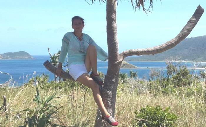 Жительница Перми 10 лет копила средства, чтобы приобрести для себя остров из фильма -Голубая лагуна-