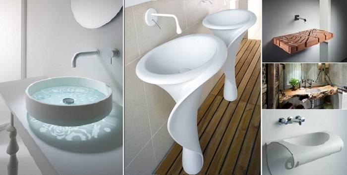 16 раковин, которые смогут стать украшением любой ванной комнаты или кухни