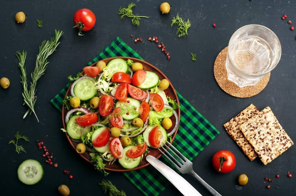 Вегги-диета: сжигайте в два раза больше калорий без фитнеса и голодовок