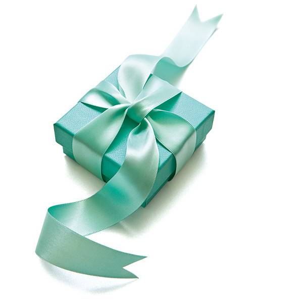 Как завязать подарочный бант из ленты в стиле Тиффани