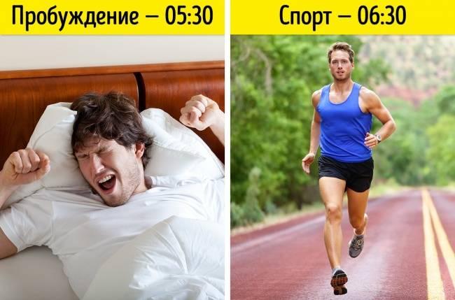 Есть 4типа людей, икаждому изних надо ложиться спать вразное время