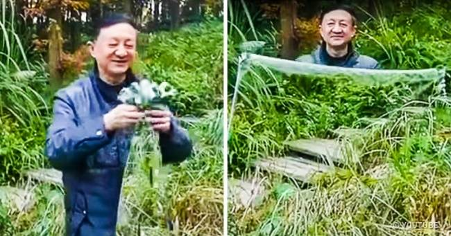 Китайцы изобрели плащ, окотором мечтало, наверное, все человечество