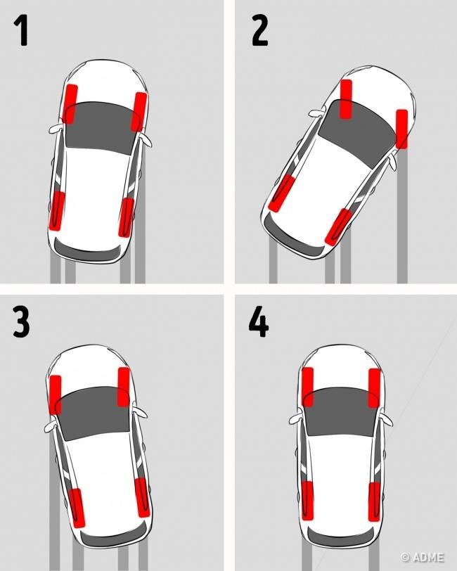 5приемов экстремального вождения, которые нужно запомнить раз инавсегда