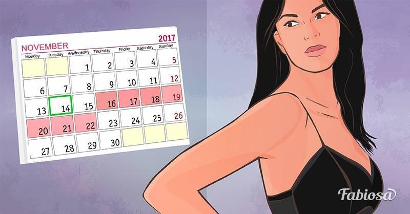 Как изменяются молочные железы в зависимости от фазы менструального цикла