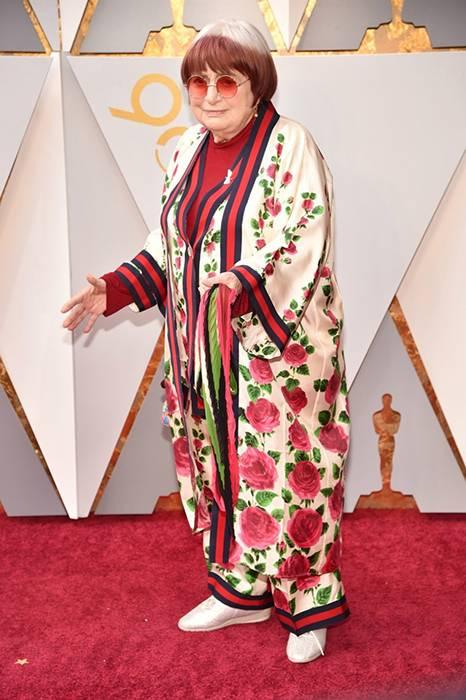 В каких нарядах селебритиз дефилировали на юбилейном Оскаре-2018