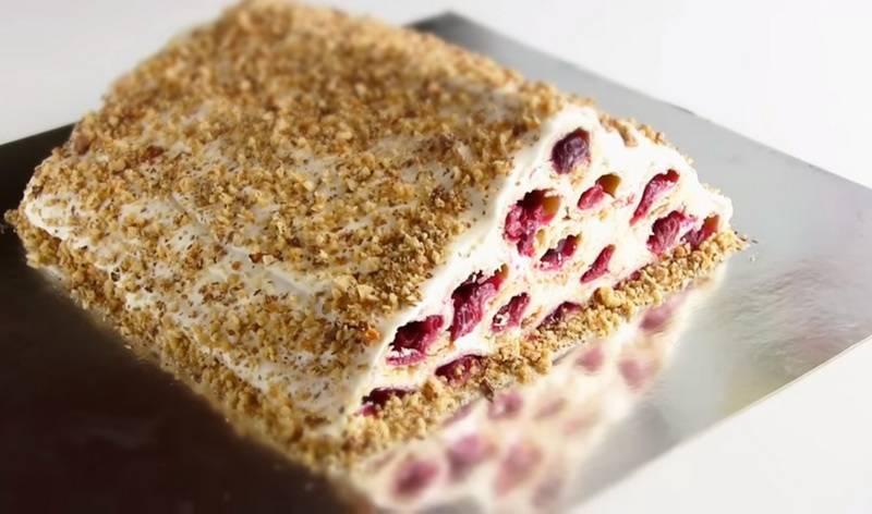 """Рецепт вкуснейшего торта """"Монастырская изба"""": выглядит сложно, но получится у каждой"""