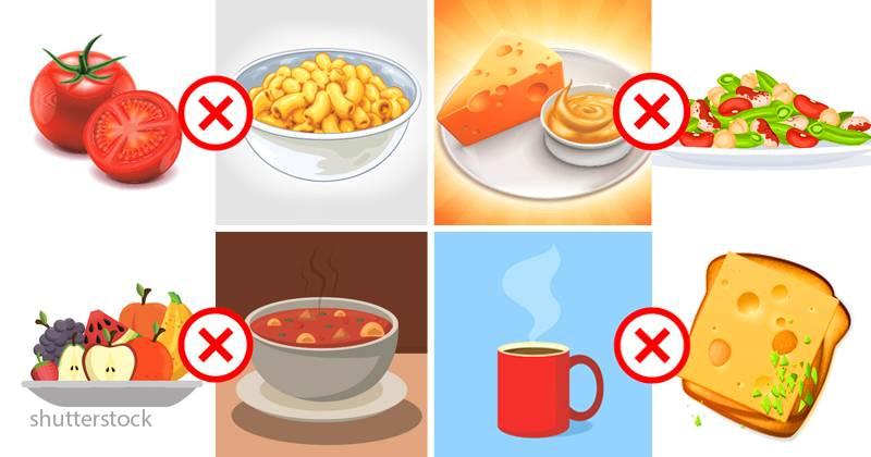 Опасный тандем: 8 сочетаний продуктов, которые представляют угрозу для желудка