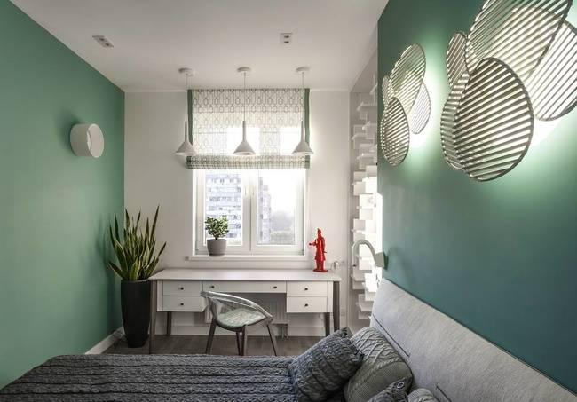 9дизайнерских приемов, которые сделают узкую идлинную комнату уютной