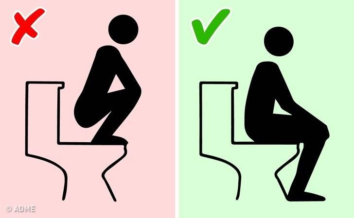 Мывыяснили, такли опасен общественный туалет, как принято считать