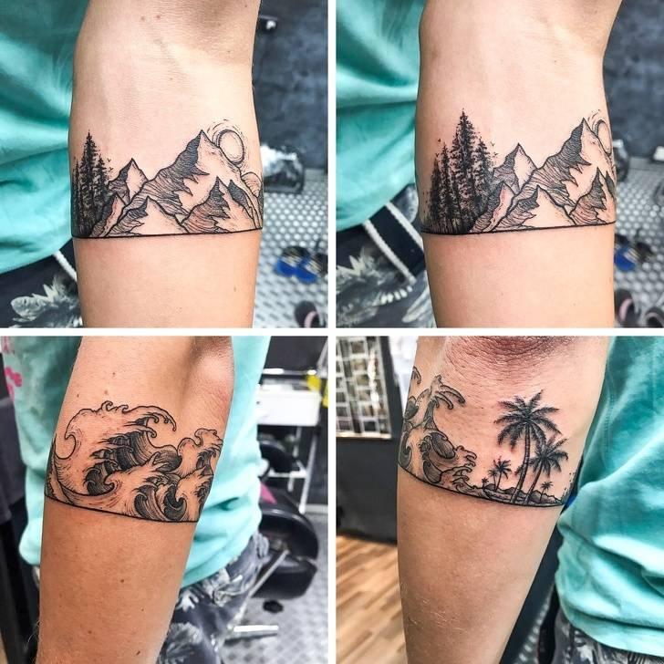 25небанальных татуировок, которые изменят ваше мнение обэтом виде искусства