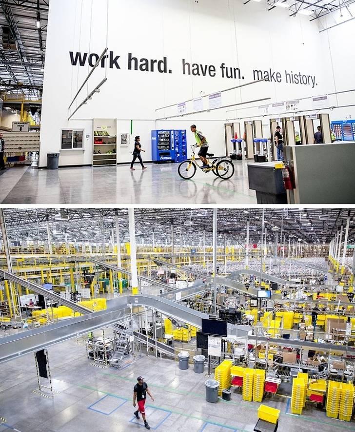 12неочевидных вещей, которые мировые компании делают для своих сотрудников