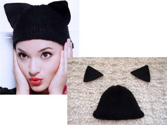 Как сшить котенку шапку 38