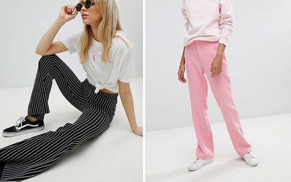 Модные брюки весны 2018: лучшие варианты