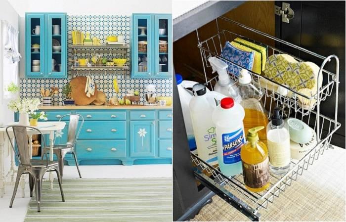 15 решений для тех, кто хочет преобразить свою кухню почти без вложений