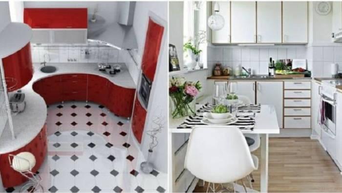 Как правильно обустроить маленькую кухню: идеи для тех, кто живет в «хрущевках»