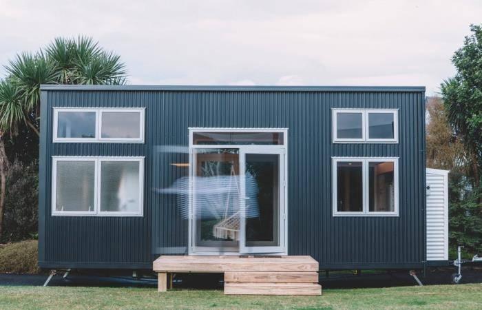 Дом-прицеп площадью всего 17 кв м, в котором реализованы лучшие идеи комфортной жизни