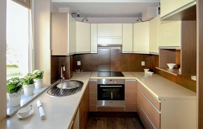 Личный опыт: Как сделать маленькую кухню красивой и удобной практически без затрат и без ремонта