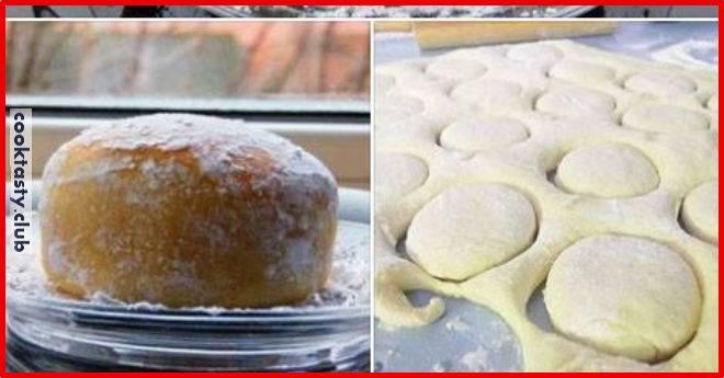 Самый вкусный десерт — пышные пончики