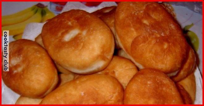 Хрустящие пирожки на кефире