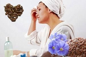 Маска из льна для волос в домашних условиях