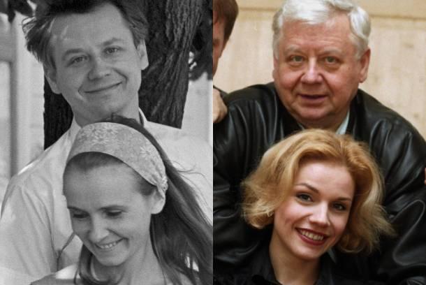 В любви и согласии. Два страстных брака Олега Табакова