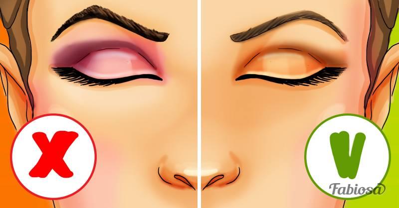 Как не надо: 7 популярных ошибок в макияже, которые допускают многие из нас