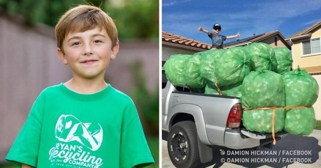7-летний мальчик изСША заработал наколледж, занимаясь любимым делом, иэта история вдохновит даже скептиков