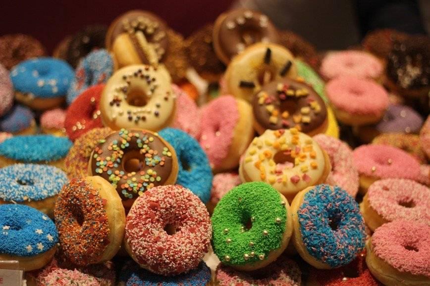 Как похудеть на пончиковой диете
