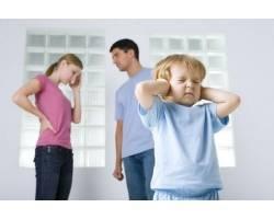 Влияние развода на детей