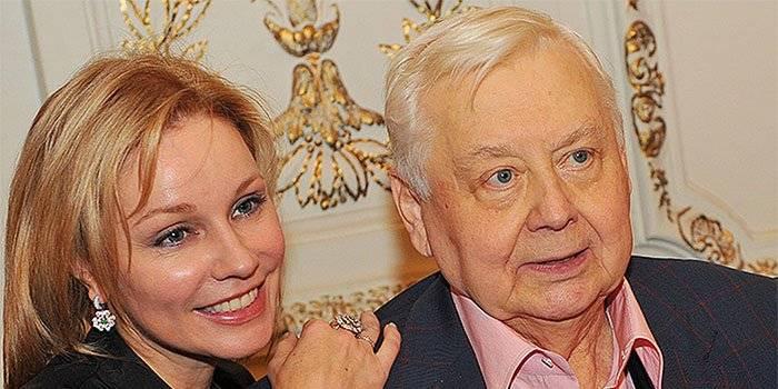 Как сейчас живет Марина Зудина, после смерти мужа Олега Табакова